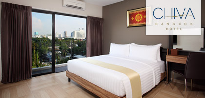 Chiva Bangkok Hotel Photos