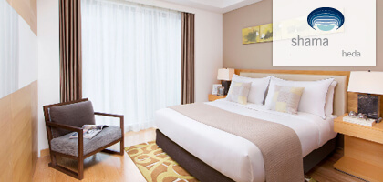 Shama Heda Hangzhou Hotel Photo
