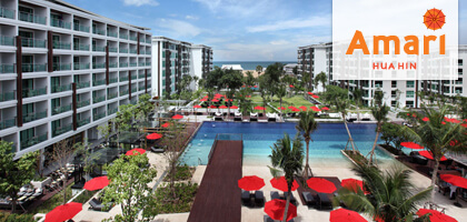 Amari Hua Hin Photo Gallery