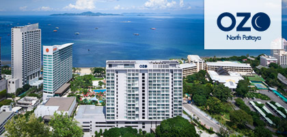 OZO North Pattaya Hotel Photos