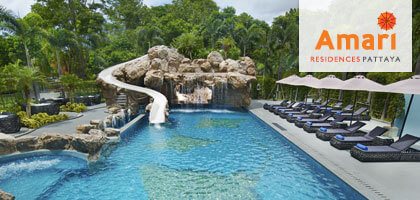 Amari Residences Pattaya Photo Gallery