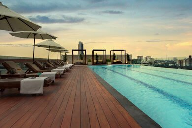 Amari Residences Bangkok Hotel Photo
