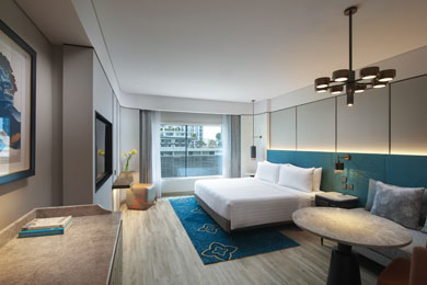 Amari Watergate Bangkok - One Time Only Rates + extra 10% for ONYX Rewards members