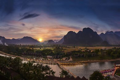 Amari Vang Vieng - Save up to 25% + Free Perks Promotion