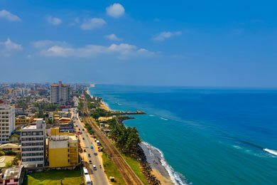 OZO Colombo Sri Lanka - Save up to 25% + Free Perks Promotion