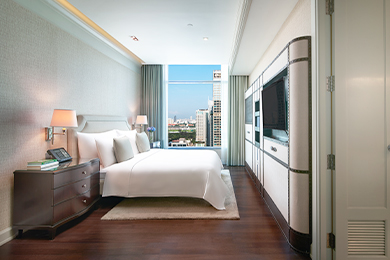 Oriental Residence Bangkok - Save up to 25% + Free Perks Promotion