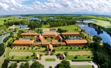 Sukhothai Heritage Resort Hotel Photo