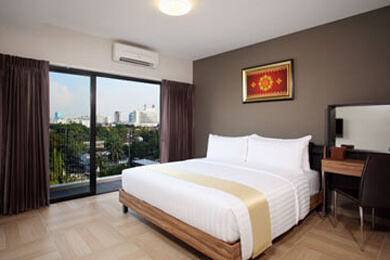 Chiva Bangkok Hotel - Stay Local, One time only rates