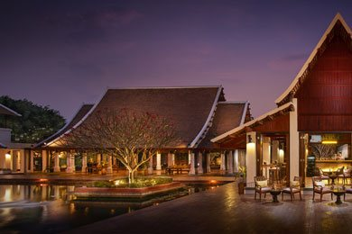 Sukhothai Heritage Resort - Sweeten Your Stay - 50% back in Hotel Credit
