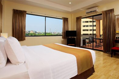 Nova Park Hotel - Save up to 25% + Free Perks Promotion