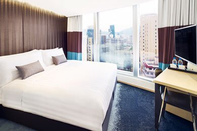 Hotel 108 Hong Kong - Save up to 25% + Free Perks Promotion